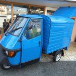 Piaggio Ape 50 Vanモデル!!納車前のど緊張をご紹介・・!