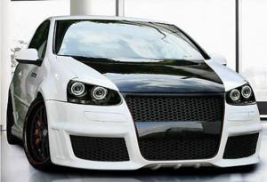 Golf5-GTR-Front
