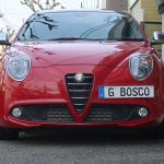 AlfaRomeo Mito Linited Edition!!  入庫です。