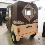 AutoRickshaw Mehendi Art Peint!!