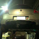 Renault CLIO3 Gordini Bosco's Muffler !!